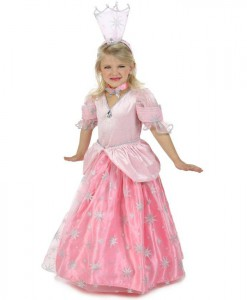 Wizard of Oz Pocket Deluxe Glinda Costume