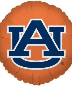 Auburn Tigers - 18 Foil Balloon