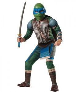 Teenage Mutant Ninja Turtle Movie Leonardo Adult Costume