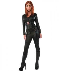 Captain America: The Winter Soldier - Secret Wishes Black Widow Jumpsuit