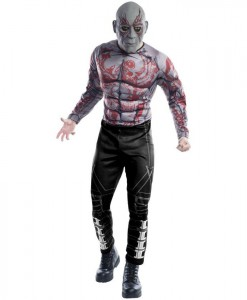Guardians of the Galaxy - Deluxe Adult Drax the Destroyer