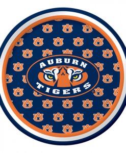 University of Auburn Tigers Dessert Plates (8)