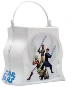 Star Wars The Clone Wars - Trick-or-Treat Pail