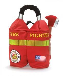 Firefighter Backpack Child