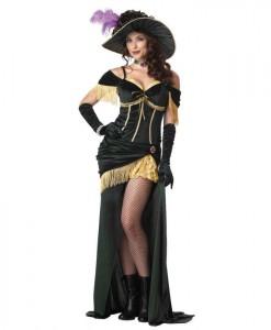 Saloon Madame Adult Costume