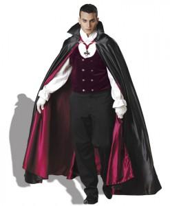 Gothic Vampire Elite Collection Adult Costume