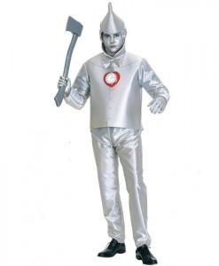 The Wizard of Oz - Tin Man Adult Plus Costume