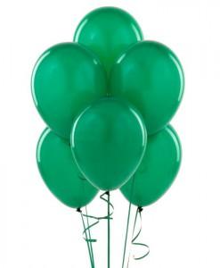 Jade Green 11 Latex Balloons (6 count)