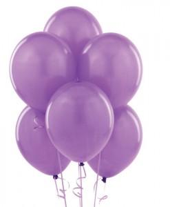 Lavender 11 Matte Balloons (6 count)