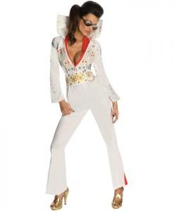 Secret Wishes Elvis Adult Costume