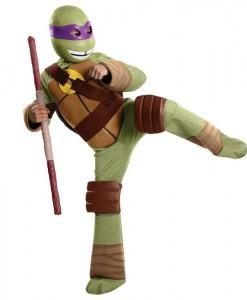 Teenage Mutant Ninja Turtle - Donatello Kids Costume