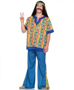Far Out Man Adult Costume