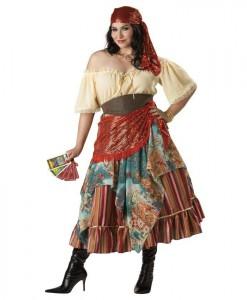 Fortune Teller Elite Collection Adult Plus Costume