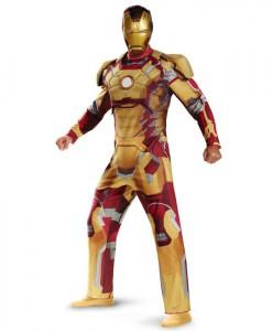 Iron Man 3 Mark 42 Deluxe Plus Adult Costume