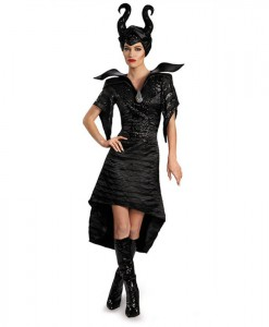 Disney Maleficent - Deluxe Glam Christening Gown
