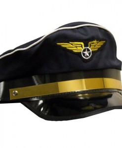 Airplane Pilot Adult Hat