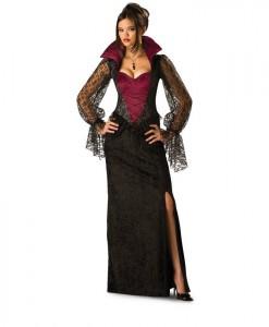 Midnight Vampiress Adult Costume