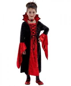 Dracula Mistress Child Costume