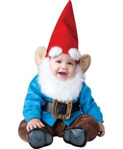 Little Garden Gnome Infant / Toddler Costume