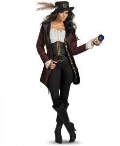 Pirates Of The Caribbean - Angelica Prestige Adult Costume