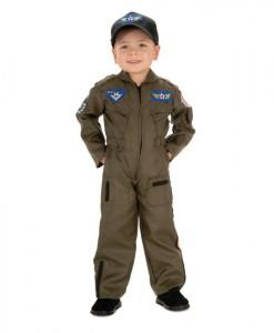 Air Force Pilot Child Costume