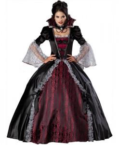Vampiress of Versailles Elite Adult Costume