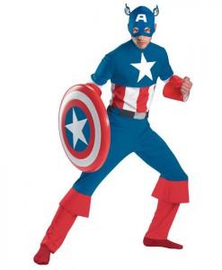 Captain America Classic Adult Costume