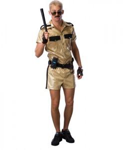 Reno 911 Deluxe Lt. Dangle Adult Costume