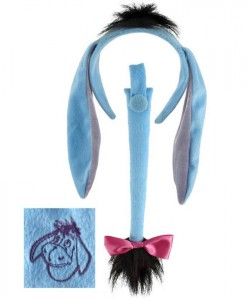 Winnie the Pooh - Eeyore Accessory Kit (Child)