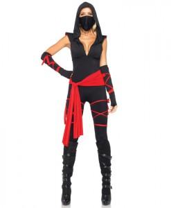 Deadly Ninja Adult Costume