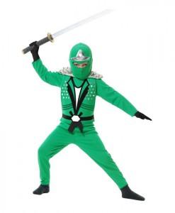 Green Ninja Avengers Series II Child Costume