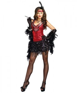 What's Shakin' Flapper Dress