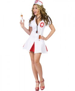 Say Ahhh Sexy Nurse Adult Costume