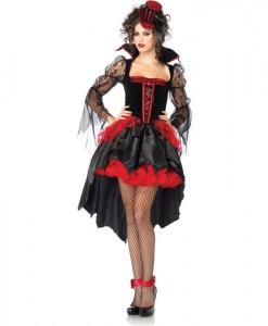 Midnight Mistress Adult Costume