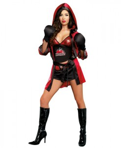 Knockout Sexy Boxer Outfit