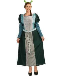 Shrek Forever After - Fiona Adult Plus Costume