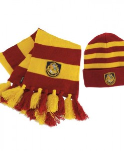 Harry Potter Hogwarts Hat Scarf