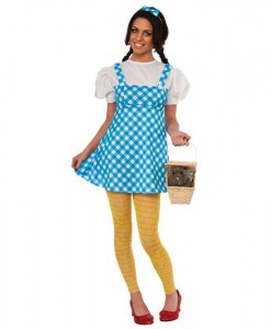 Wizard Of Oz - Young Adult Dorothy Dress
