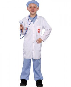 Doctor Child Costume